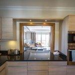 Apartment J54 - Kitchen view.