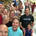Blue Hole Jumping