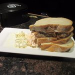 Delicious bread come with steak too without ordering