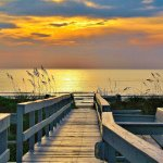 Sunrise - St. Augustine Beach, Florida