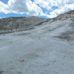 Dried up landscape