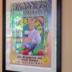 Maison de Lu - Chef's poster