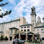 The iconic Jefferson Hotel