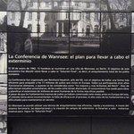 Genocidio Judío - Conferencia de Wannsee