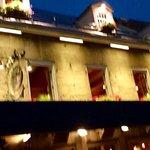 Au réputé restaurant de la Place Jacques Cartier, le 12/07/17!