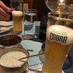 Cobra beer!