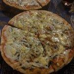 extra happy quattro formaggi :)