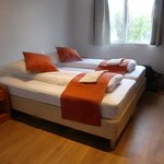 our room at Guesthouse Gerdi in Smyrlabjorg