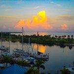 Morning awakens - Harborside Suites at Little harbor
