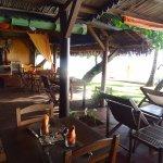 la partie restaurant et bar