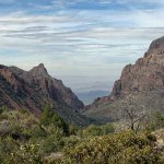 Big Bend National Park Foto