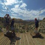 Foto di Royal Gorge Zip Line Tours