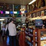 order at the cash register