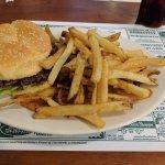 Burger & Fresh-cut Fries