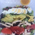 Cobb salad (take out)