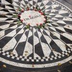 Photo de Strawberry Fields, John Lennon Memorial