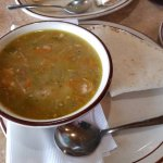 green chili stew at Weck's