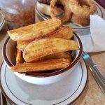 steak fries at Weck's