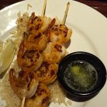 Shrimp with Steak & Shrimp order