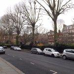 Best Western Burns Hotel Kensington Foto