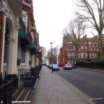 nice quiet street