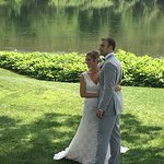 Beautiful wedding at Shawnee
