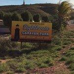 Photo de Ningaloo Lighthouse Caravan Park