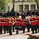 Changing of the Guards - Band