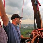 Lucas Hess, our pilot