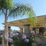 Patio Dining Area, Taco Bell, Main Street, Milpitas, CA