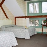 Bedroom at Winter Clove Inn