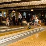 Bowling Alley at Winter Clove Inn