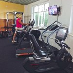 Fitness Center at Winter Clove Inn