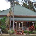 Obi Restaurant and Eden House Retreat facade