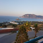 View over Kefalos