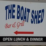 Photo de The Boat Shed Bar & Grill