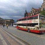 Stadtrundfahrt Dresden Photo