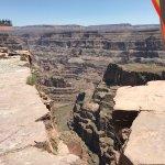 Grand Canyon Skywalk Foto