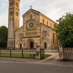 Italianate Church in nearby Wilton