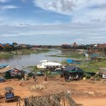 Boating from Kampong Khleang to Tonle Sap