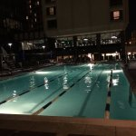 Really nice pool area with lifeguard and ope until 10 pm in summer
