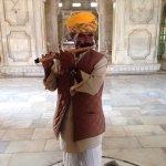 Flute Player Jaswant Thada Jodhpur