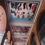 Galerie de la place - Tableaux de Raymond Moretti