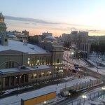 Foto de Radisson Slavyanskaya Hotel & Business Centre, Moscow