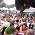 The restaurant Uvala