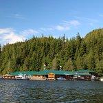 Knight Inlet Lodge Resmi
