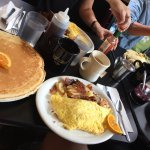 Breakfast spread!