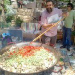 This is the guy behind the Paella