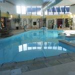la piscine du centre balnéo