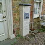 Water Pump on the house